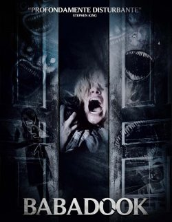 Babadook Il Film Midnight Factory Fronte
